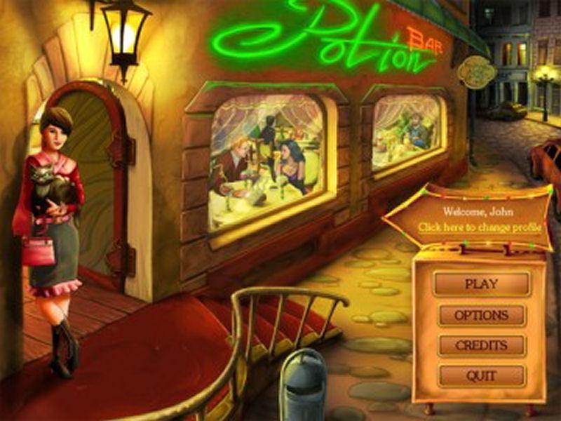 Screenshot af Potion Bar