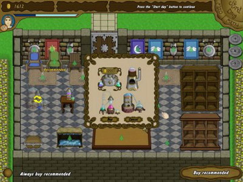 Screenshot af The Village Mage: Spellbinder