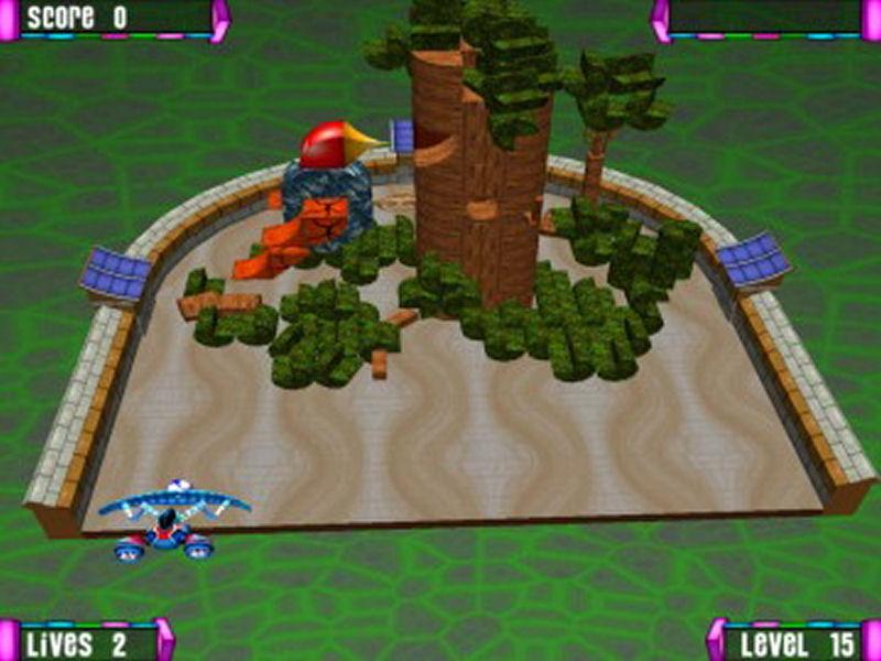 Screenshot af Smash Frenzy 2