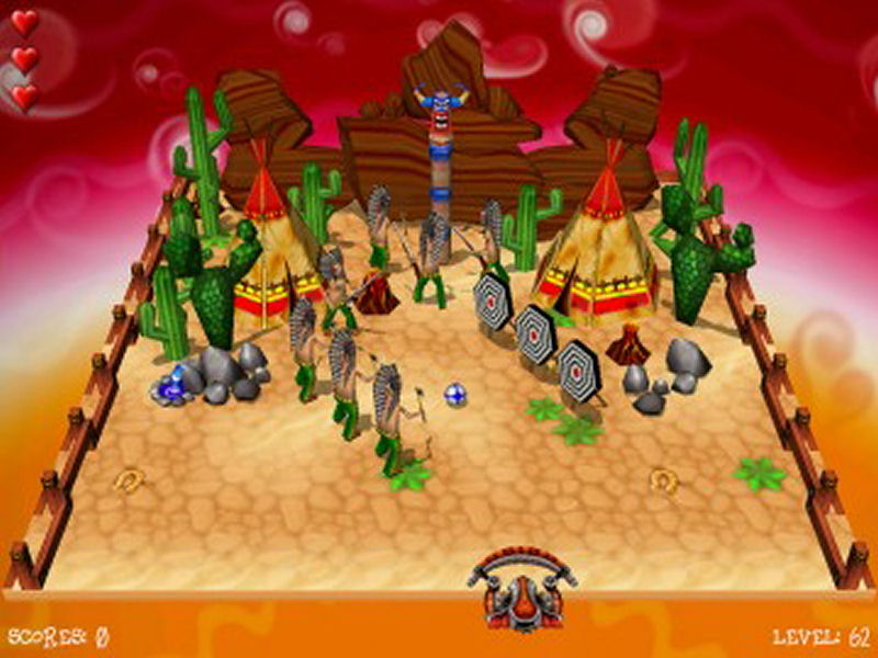 Screenshot af Smash Frenzy 3