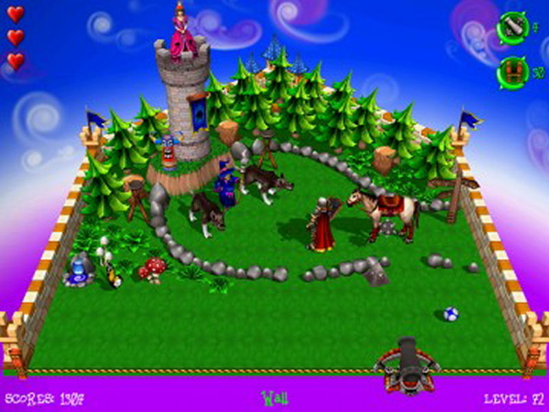 Screenshot af Smash Frenzy 3