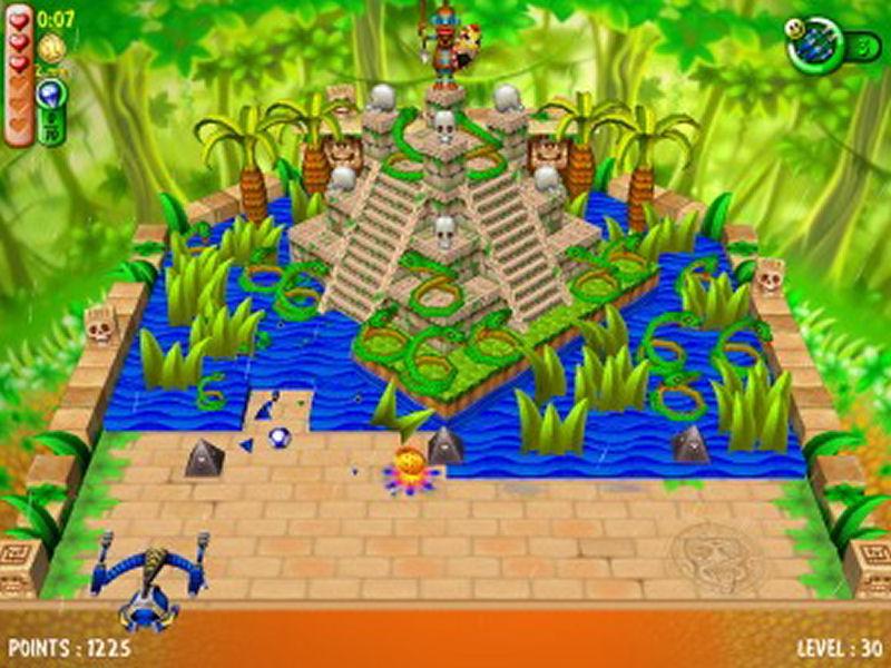 Screenshot af Smash Frenzy 4
