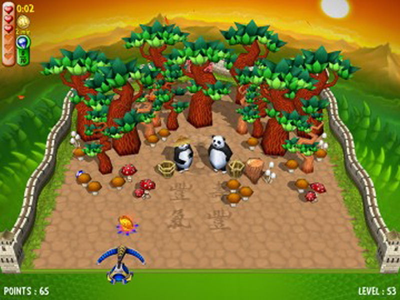 Screenshot af Smash Frenzy 4