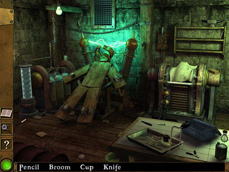 Screenshot af Frankenstein the dismembered bride