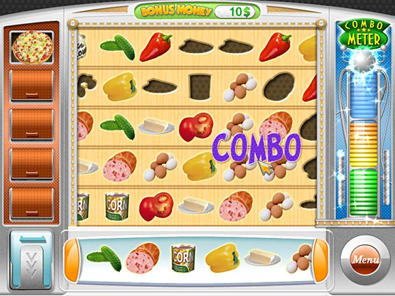 Screenshot af Gourmania