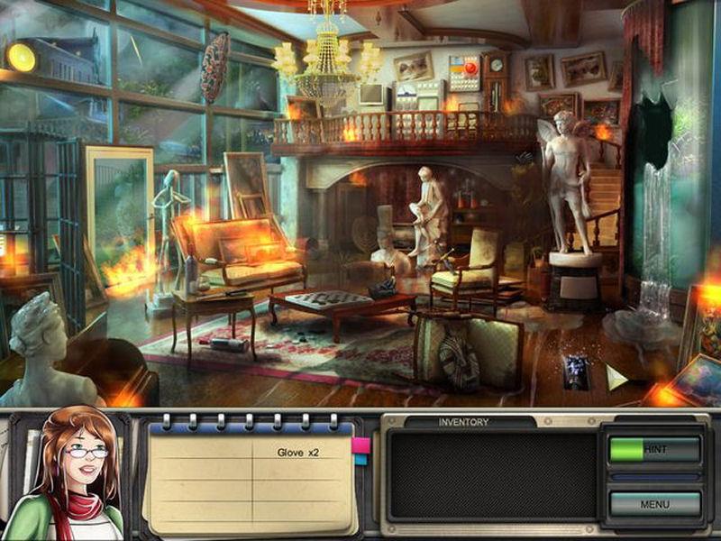 Screenshot af Graces Quest: To Catch An Art Thief