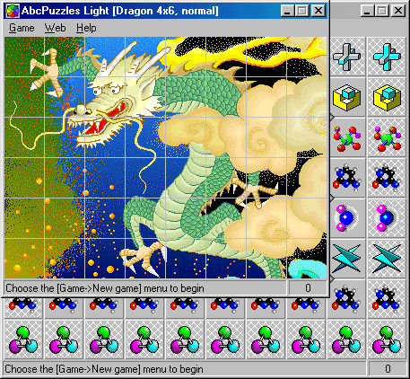 Screenshot af AbcPuzzles