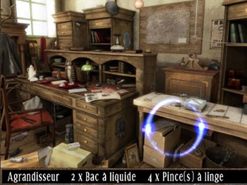 Screenshot af Jack the Ripper