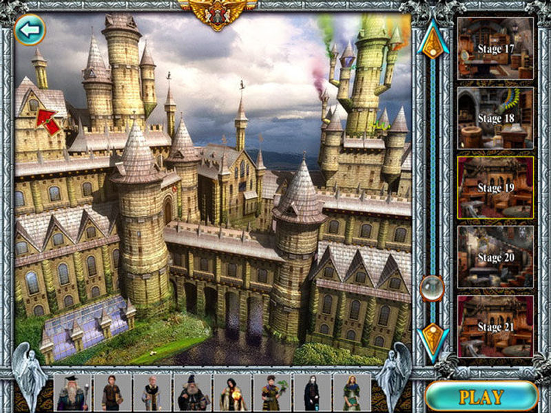 Screenshot af Magic Academy 2