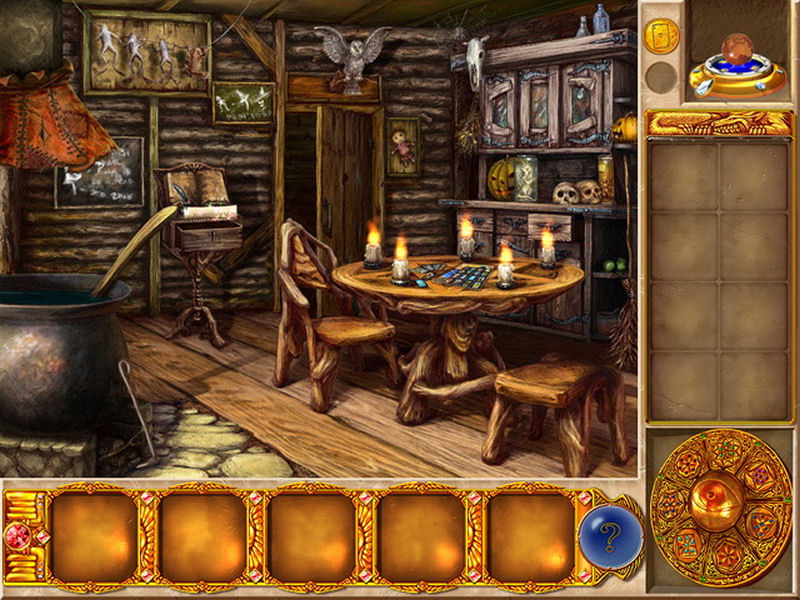 Screenshot af Magic Encyclopedia 2 Moonlight