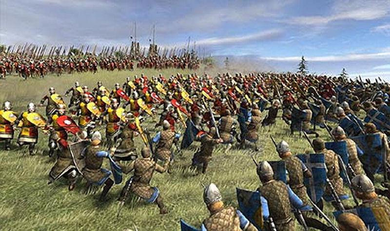 Screenshot af Medieval Battlefields