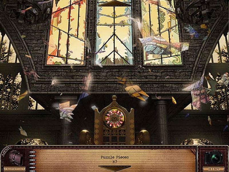 Screenshot af Mind's Eye: Secrets of the Forgotten