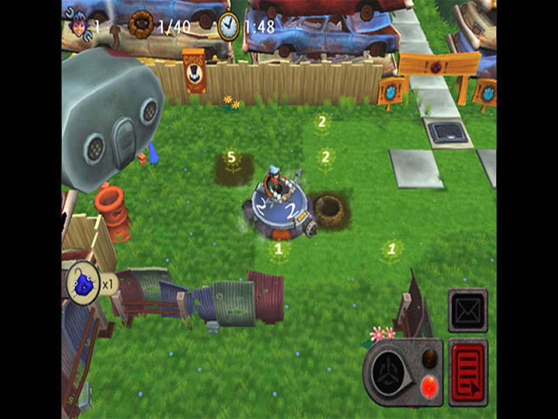 Screenshot af Mole Control