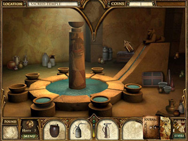 Screenshot af Mushroom Age