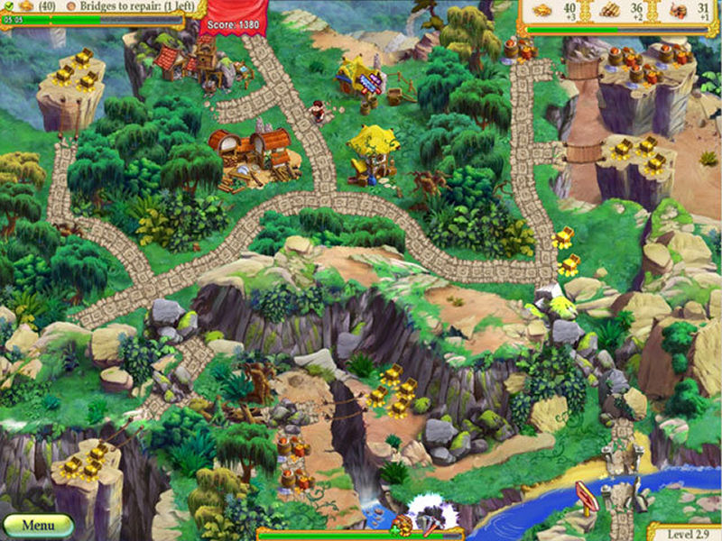 Screenshot af My Kingdom For The Princess