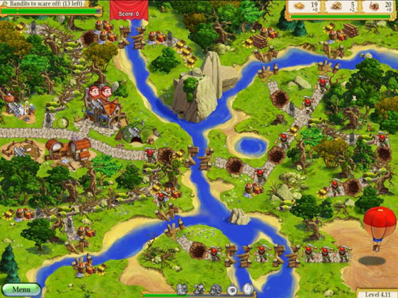 Screenshot af My Kingdom for the Princess 2