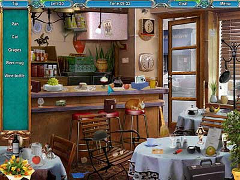 Screenshot af Mysteryville 2