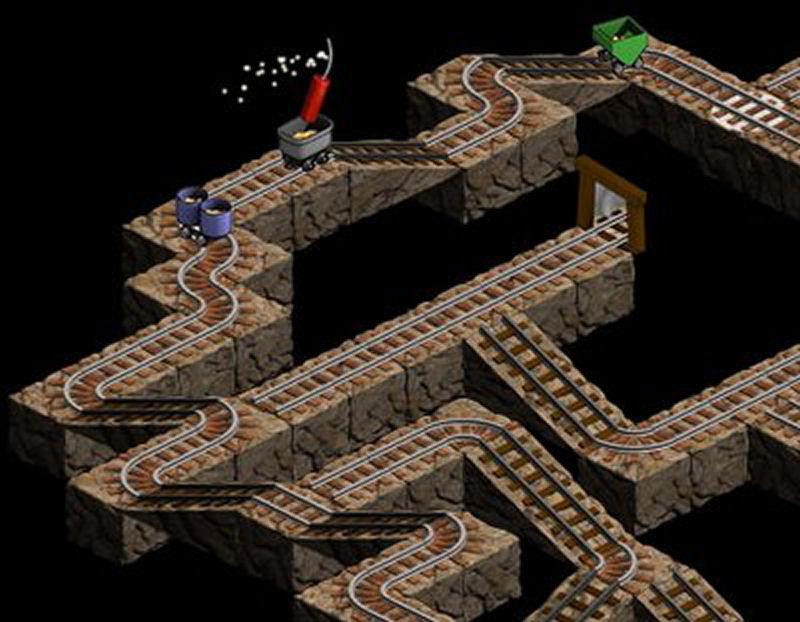 Screenshot af Mystic Mine