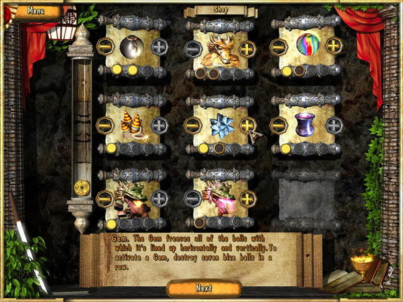 Screenshot af Oriental Dreams