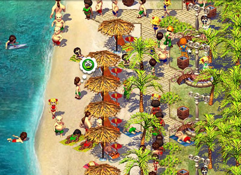 Screenshot af Paradise Beach