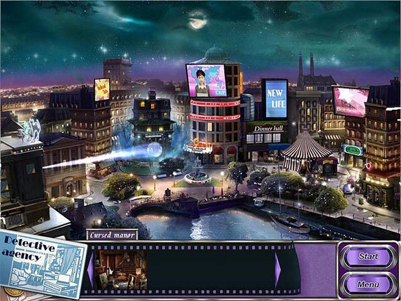 Screenshot af Paranormal Agency