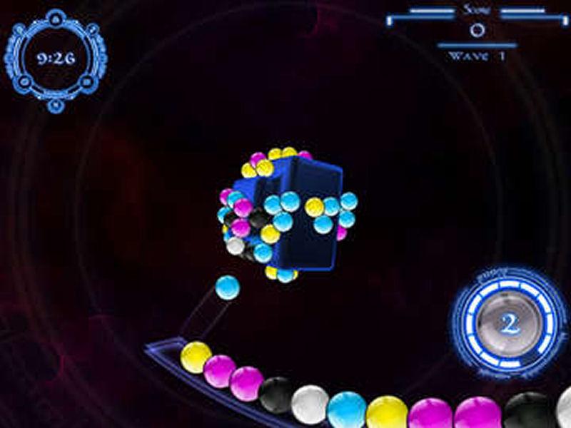 Screenshot af Quantz