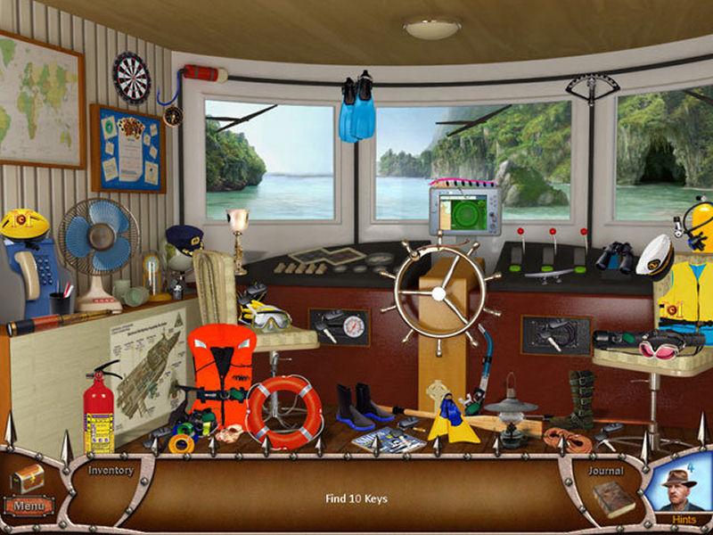 Screenshot af Relic Hunt