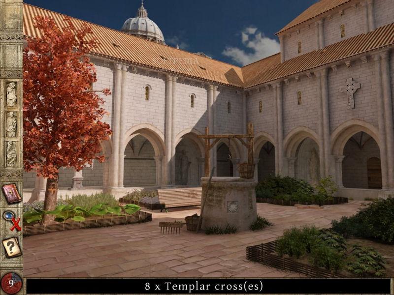 Screenshot af Secrets of the Vatican - The Holy Lance