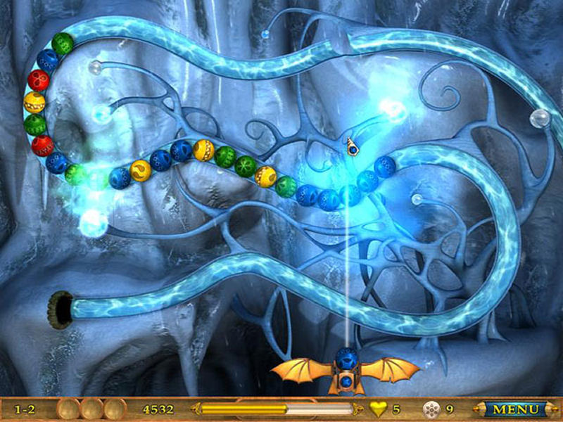 Screenshot af Sky Kingdoms