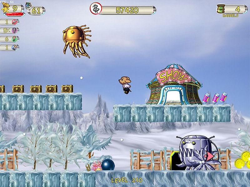 Screenshot af Sky Taxi Storm