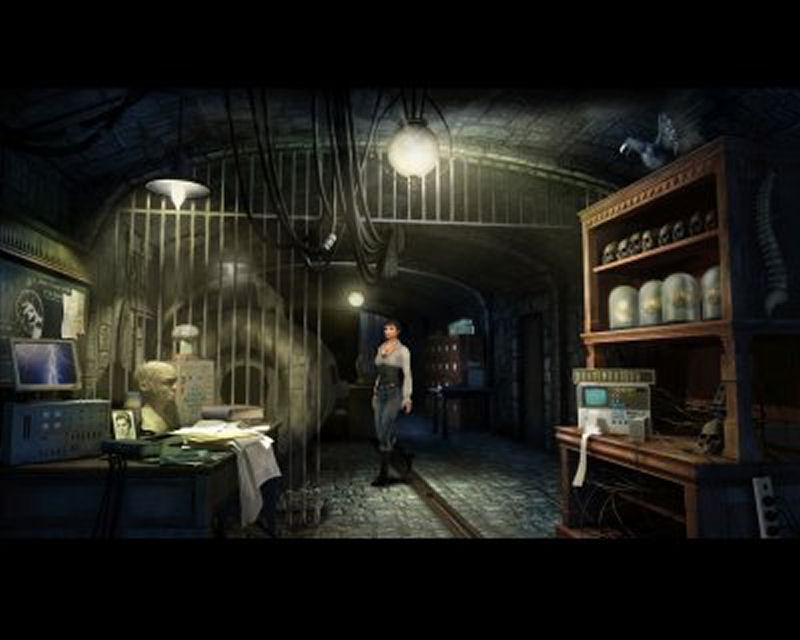 Screenshot af Gray Matter