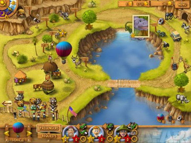 Screenshot af Youda Safari