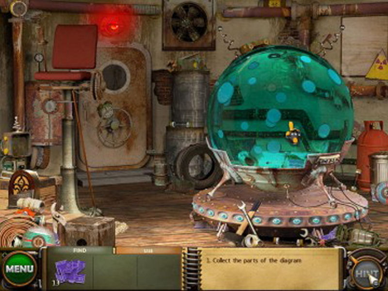 Screenshot af Sprill & Ritchie: Adventures in Time