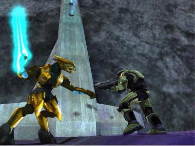 Screenshot af Halo