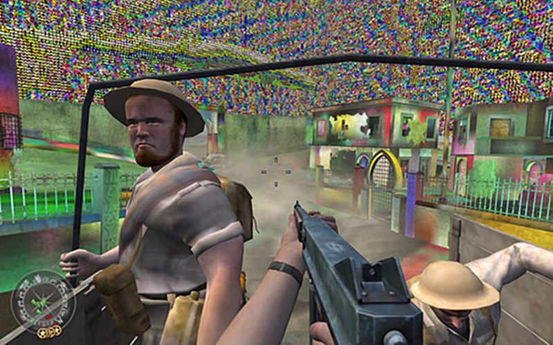Screenshot af Call of Duty 2