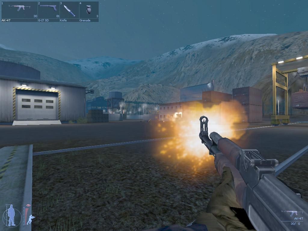 Screenshot af Project IGI