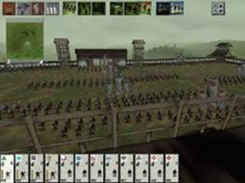 Screenshot af Shogun Total War