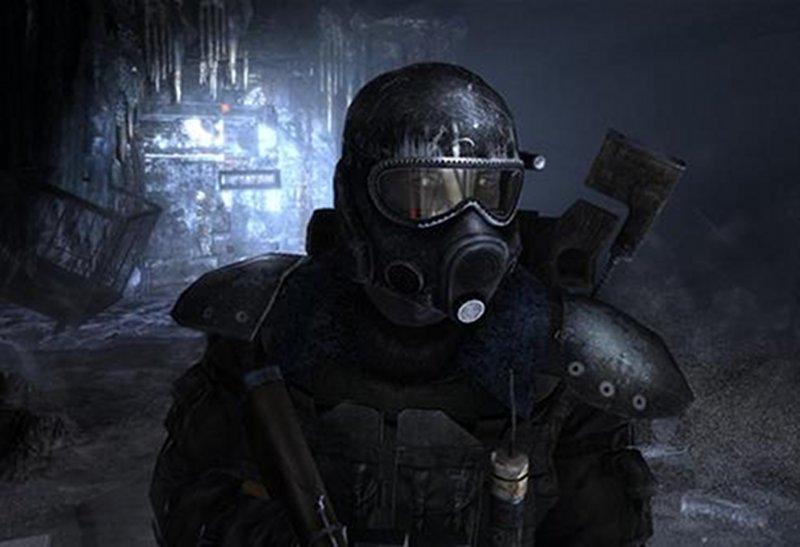 Screenshot af Metro 2033