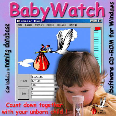 Screenshot af BabyWatch