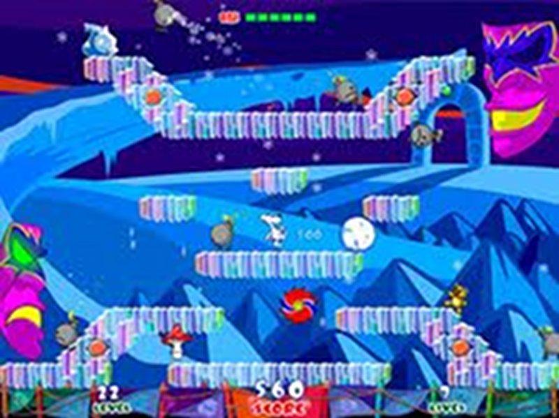 Screenshot af Snowy The Bears Adventures