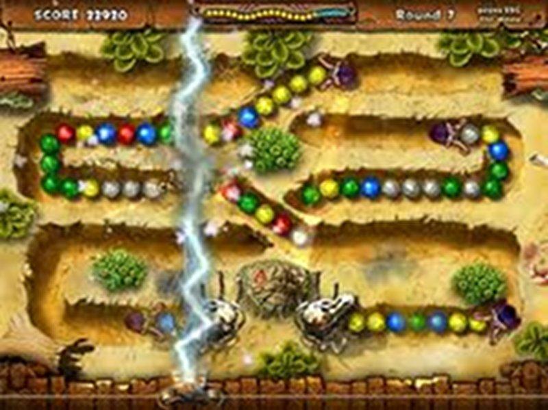 Screenshot af StoneLoops of Jurassica