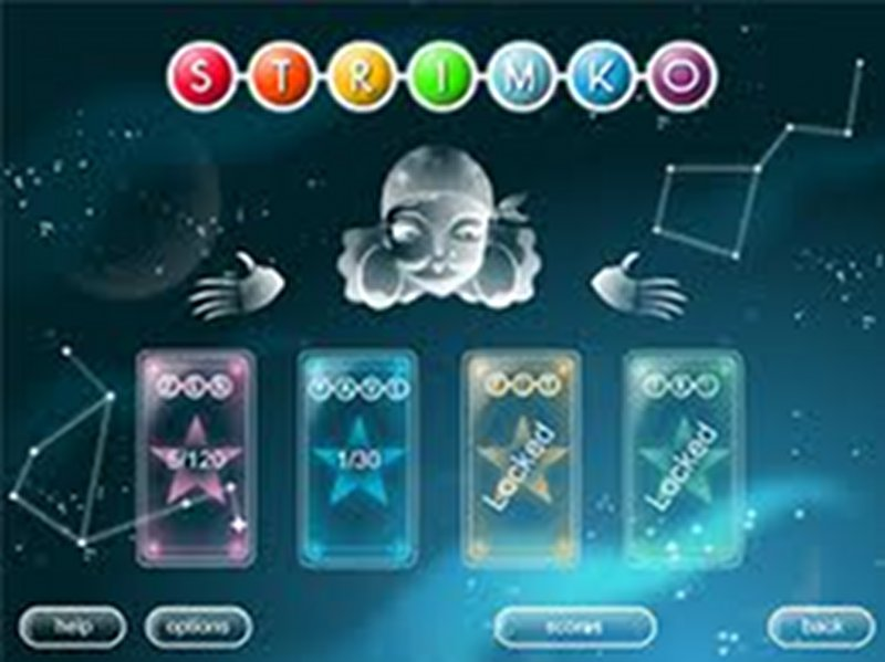 Screenshot af Strimko