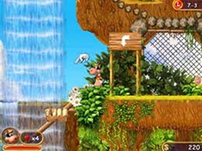 Screenshot af Supercow