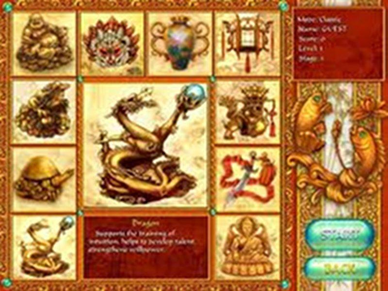 Screenshot af Ten Talismans