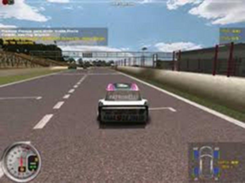 Screenshot af Turismo Carretera