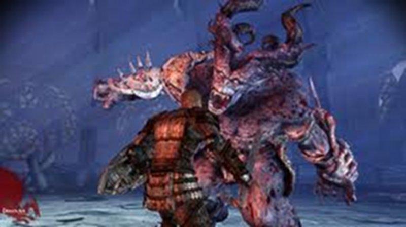 Screenshot af Dragon Age 2