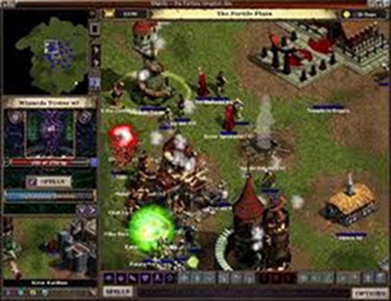 Screenshot af Majesty 2