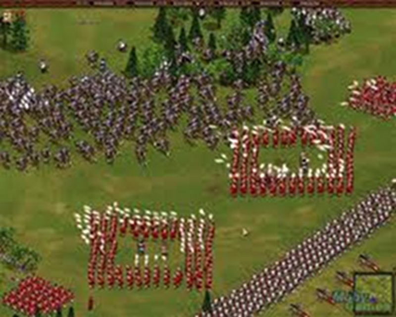 Screenshot af Cossacks - European Wars