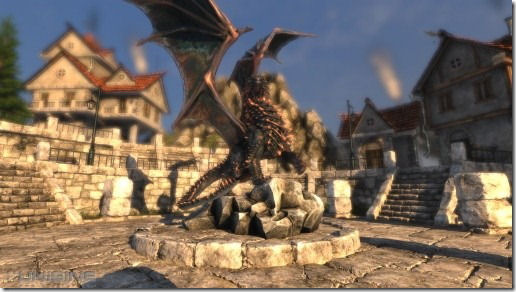 Screenshot af DirectX