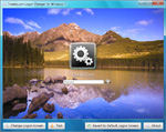 Screenshot af Tweaks.com Logon Changer for Windows 7